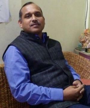 Biswajeet Mohapatra Headshot